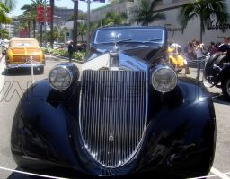 Classic Cars in Beverly Hills